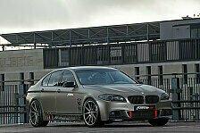 Auto - BMW 550i - Tarnkappenbomber auf vier Rädern