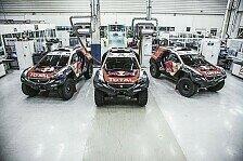 Dakar - Peugeot schließt Vorbereitungen erfolgreich ab