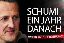 Formel 1 - Schumacher: Emotionale Geburtstags-Glückwünsche