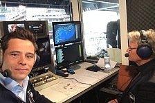 Formel 1 auf Sky: Sascha Roos wieder TV-Kommentator
