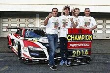 ADAC GT Masters - Prosperia C. Abt Racing will den Hattrick