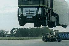 Formel 1 - Die F1-Woche im Rückblick: Lotus fliegt