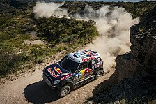 Dakar - Sieg und Gesamtführung für Al-Attiyah