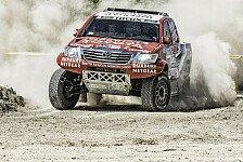 Dakar - Zitzewitz bleibt Zweiter