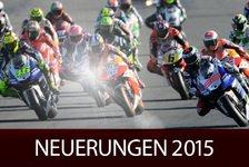 MotoGP - Die Neuerungen 2015