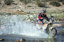 Dakar - Bilder: Dakar 2015 - 3. Etappe