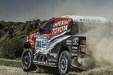 Dakar - Die Dakar Route 2015: 10. Etappe