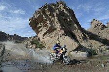 Dakar - Die Dakar Route 2015: 9. Etappe
