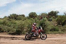 Dakar - Barreda Bort verliert Hälfte seines Vorsprungs