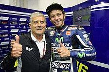 MotoGP - Agostini: Rossi zu 80 Prozent Weltmeister