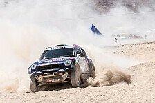 Dakar - Starkes Finish: Al-Attiyah holt 3. Tagessieg!