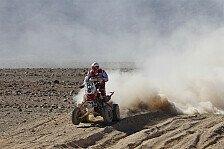 Dakar - Quads: Sonik fordert Casale heraus