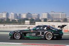 Mehr Sportwagen - Dubai: Black Falcon am Morgen vorne