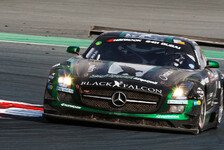 Mehr Sportwagen - Black Falcon triumphiert in Dubai