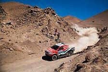 Dakar - Fakten, Fakten, Fakten: Das ist Dirk von Zitzewitz