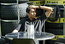 Formel 1 - Die Jordan-Piloten Karthikeyan & Monteiro im Kreuzverhör