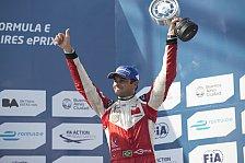 Formel E - Monaco: Neuauflage des Legenden-Duells