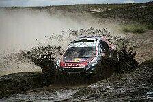 Dakar - Peugeot erlebt stürmische Reise nach Bolivien