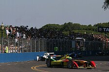 Formel E - di Grassi verteidigt Führung trotz Nullnummer