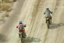 Dakar - Salzsee zermürbt Honda - Barreda verliert alles!