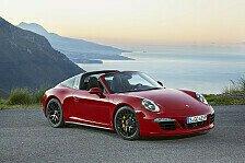 Auto - 911 Targa 4 GTS und Cayenne Turbo S vorgestellt