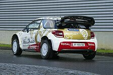 WRC - Bilder: Präsentation Citroen DS3 WRC 2015