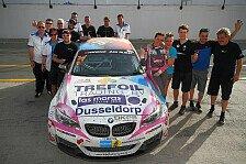 VLN - Dubai: Bonk motorsport feiert ersten Saisonsieg