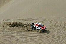Dakar - Dirk von Zitzewitz: Wir konnten nur gewinnen