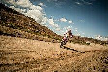 Dakar - Kampfansage von Honda für Dakar 2016