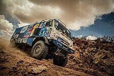 Dakar - Premierensiege bei Trucks und Quads