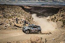 Dakar - MINI gibt weiter den Ton an