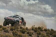 Dakar - Team Peugeot-Total: Fairer Verlierer