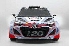 WRC - Hyundai: Neue Saison mit neuen Zielen