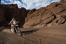 Dakar - Doppelsieg für Honda, Coma bleibt voran