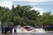 Dakar - Flutschäden! 2016 keine Etappe in Chile