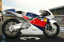 Moto3 Standard / Moto3 GP - Starlane und Dunlop unterstützen Moto3-Piloten