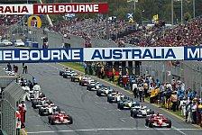 Formel 1 - Australien GP: Die Strecke im Albert Park