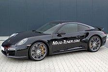 Auto - Porsche 911 Turbo: Maxi-Tuner findet 60 Extra-PS