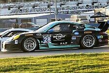 USCC - Klaus Bachler peilt Top-5 in Daytona an
