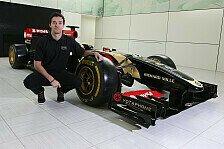 Formel 1 - Barcelona: Lotus lässt Palmer ran