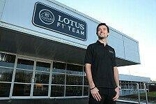 Formel 1 - Jolyon Palmer: Natürlich war ich traurig...