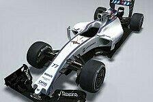 Formel 1 - Präsentation: Der neue Williams FW37