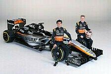 Formel 1 - Nico Hülkenberg: Wie ein Kind zu Weihnachten