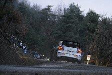 WRC - Monte Carlo: Volkswagen mit Dreifachführung