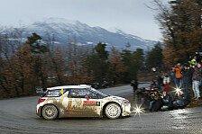 WRC - Nach Crash: Loeb startet unter Rally2 wieder