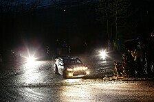 WRC - Rallye Monte Carlo: Loeb führt vor Ogier