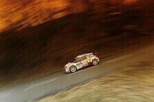 WRC - Monte Carlo: Enger Kampf zwischen Loeb und Ogier