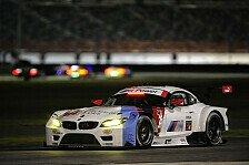 USCC - Spengler fährt sein erstes 24-Stunden-Rennen