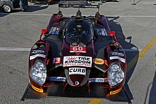 USCC - Shank-Ligier auch im 2. Training dominant