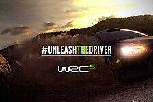 Games - WRC5 kommt im Herbst
